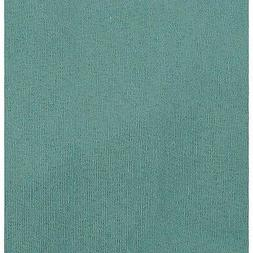 Redmon 3111TL Rectangular Willow Hamper Cloth Liner - Teal N