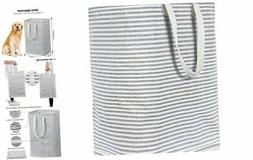 72L Freestanding Laundry Hamper Collapsible Large Clothes Ba
