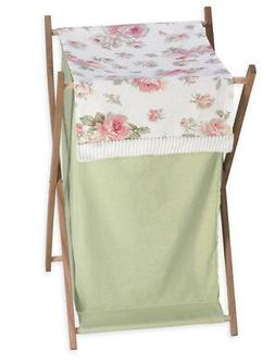 Sweet Jojo Designs Baby Kid Clothes Laundry Hamper for Riley