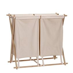 Household Essentials 6786-1 Collapsible Double X-Frame Laund