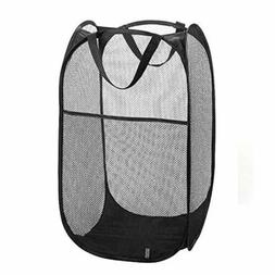collapsible pop up laundry hamper portable clothes