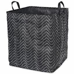 Design Imports DII Pe Coated Woven Paper Laundry Hamper Trib