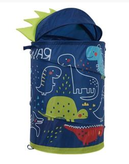 DINOSAURS HAMPER KIDS BOYS COLLECTION IDEAL FOR LAUNDRY OR S