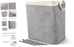 DYD Laundry Basket with Handles Linen Hampers for Laundry St
