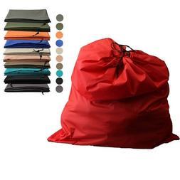 Extra Large Washable Laundry Bag Heavy Duty Hamper Drawstrin