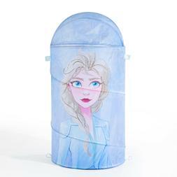 Disney Frozen 2 Laundry Pop-Up Hamper with Dome Lid