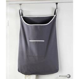 Hanging Laundry Bag Door Behind Washing Clothes Storage Bask
