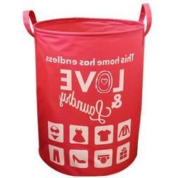 home kitchen laundry basket bags clothes hamper