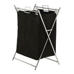 "Household Essentials X Framed Laundry Hamper 28"" x 19"""