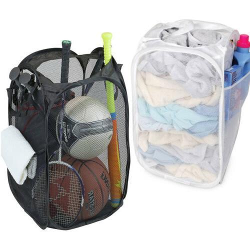 Foldable Portable Laundry Hamper Storage