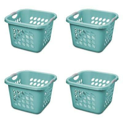 1 5 bushel ultra square laundry basket