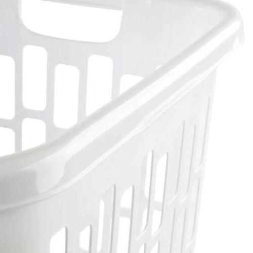Laundry Hamper Bushel / 71 Plastic,