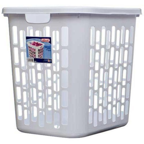 1231 easy carry laundry hamper basket 2