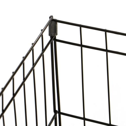 24 Tall Crate Play Pen Exercise Cage