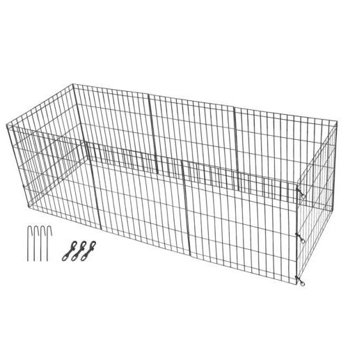24 Tall Playpen Crate Fence Pen Exercise