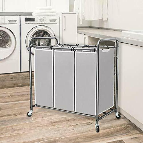 STORAGE Laundry Laundry Hamper Heavy