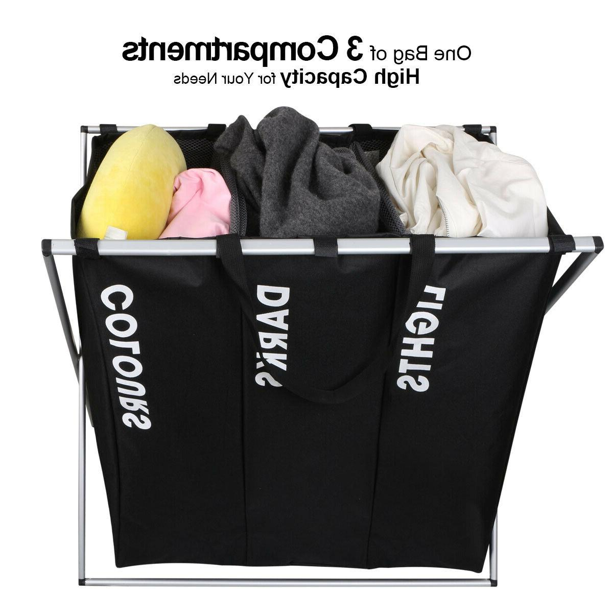 3 Basket for Laundry Wash Clothes