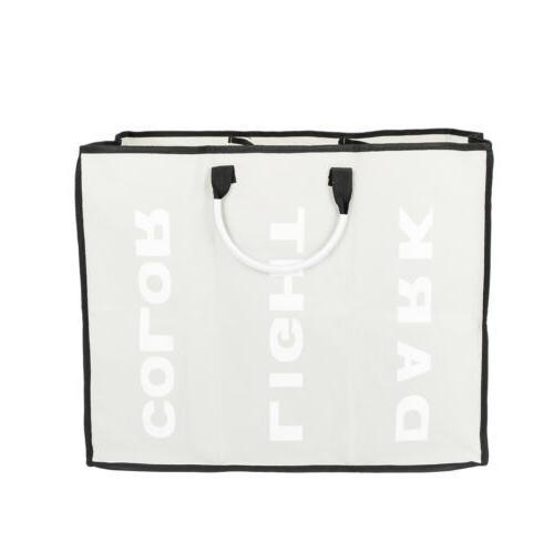 US Laundry Hamper Basket Bin New