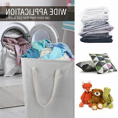 45L Laundry Collapsible Bag Bin