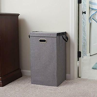 "5620 Single Laundry Hamper Lid - "" Kitchen"