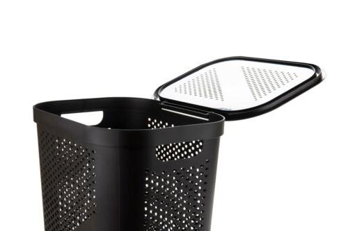 60 liter 16 gallon perforated plastic laundry