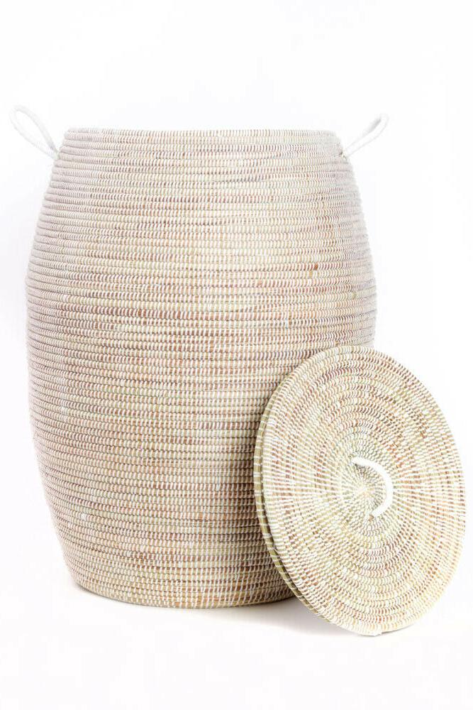Senegalese Bongo Baskets Laundry