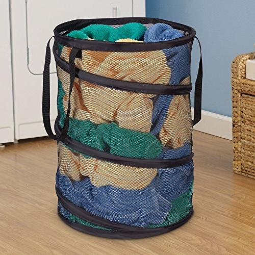 Household 2026 Collapsible | Black