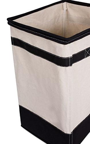 BirdRock   Single Laundry Basket with Handles Hamper Easily Laundry