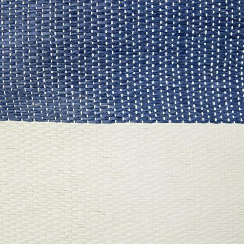 DII Woven or Convenient Home for Dorm or Laundry - Blue