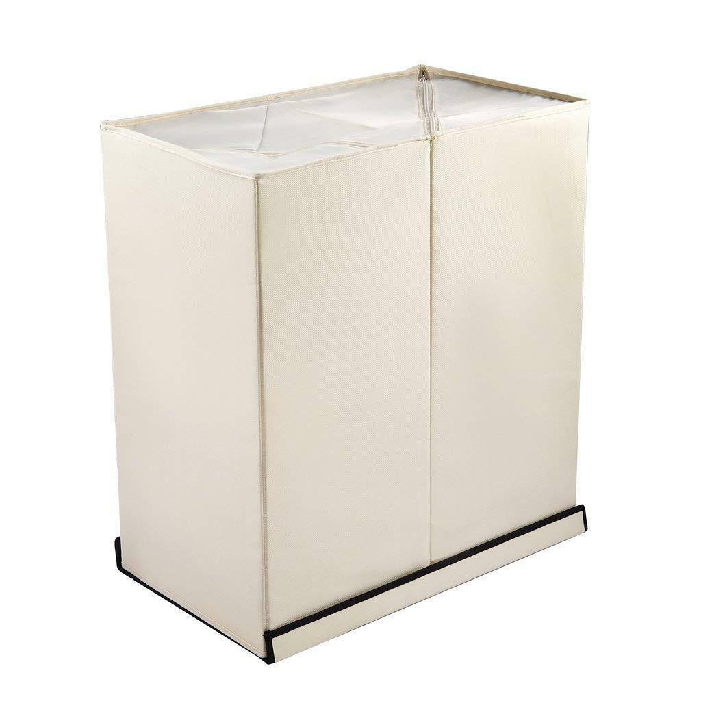 Double Sorter Storage Foldable Bag Organizer