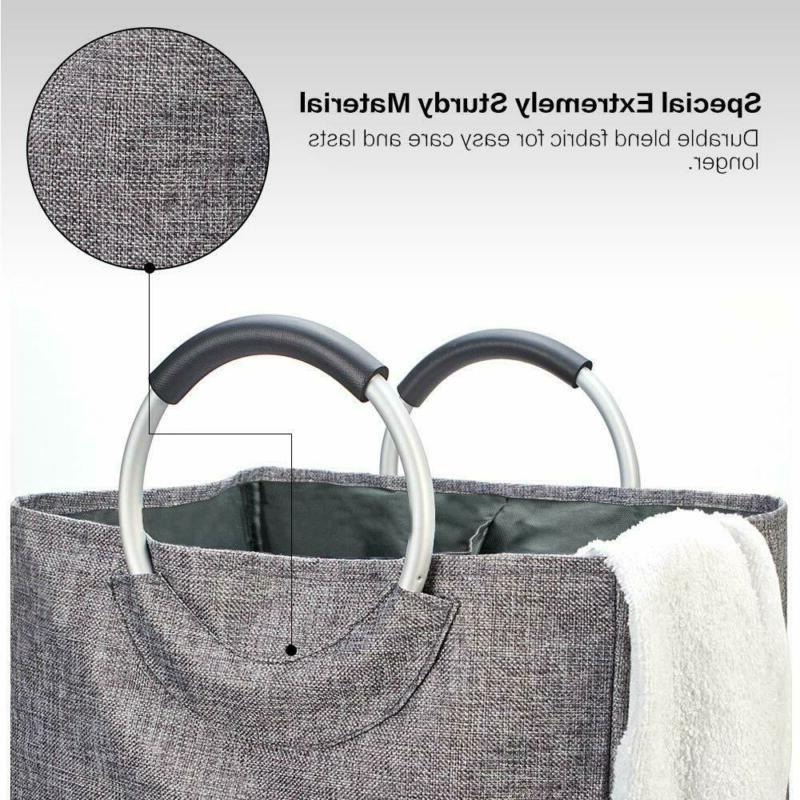 Homest With Modern Laundry Basket