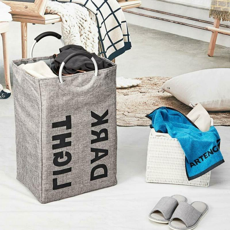 Homest Hamper With Self-Standing Laundry