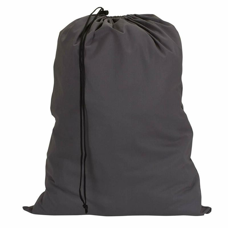 extra large natural cotton laundry bag heavy