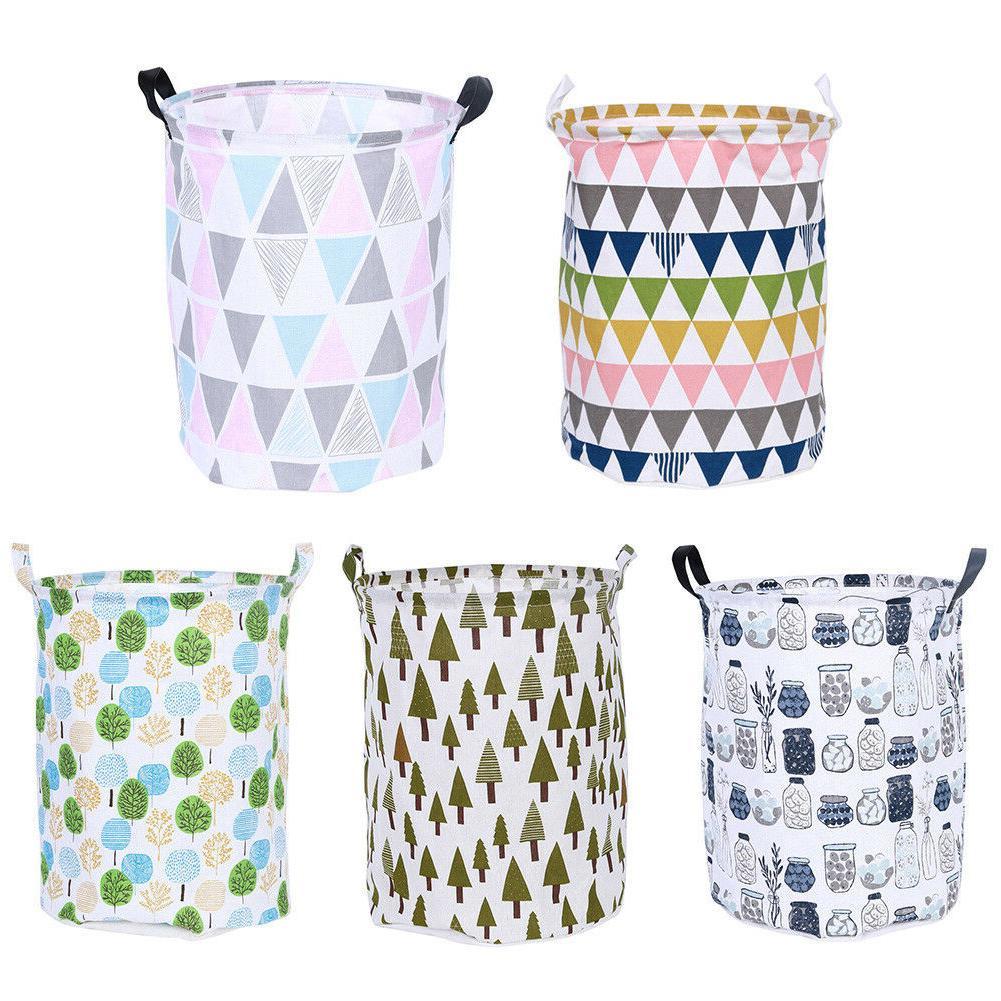 Foldable Large Hamper Clothes Basket Laundry