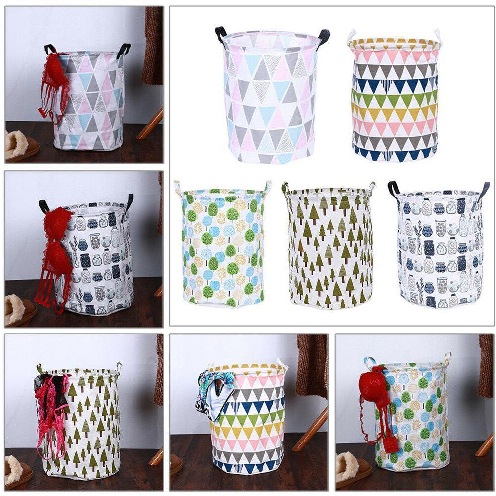 Foldable Laundry Hamper Clothes Laundry