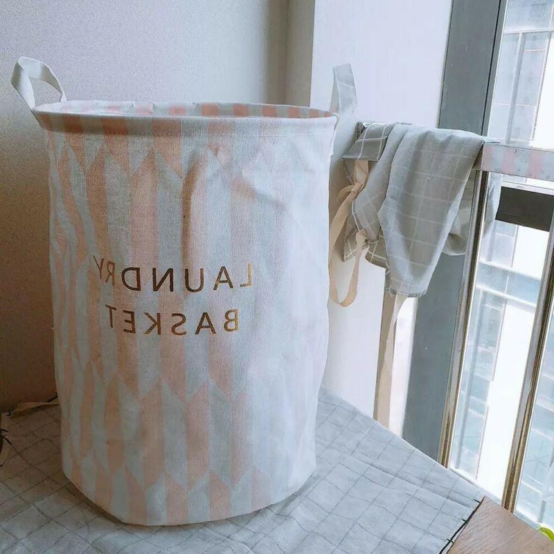 Laundry Bin Waterproof Large Basket x 45cm