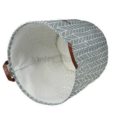 Foldable Clothes Storage Washing Bin