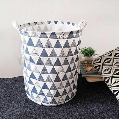 Foldable Basket Waterproof Bag Storage