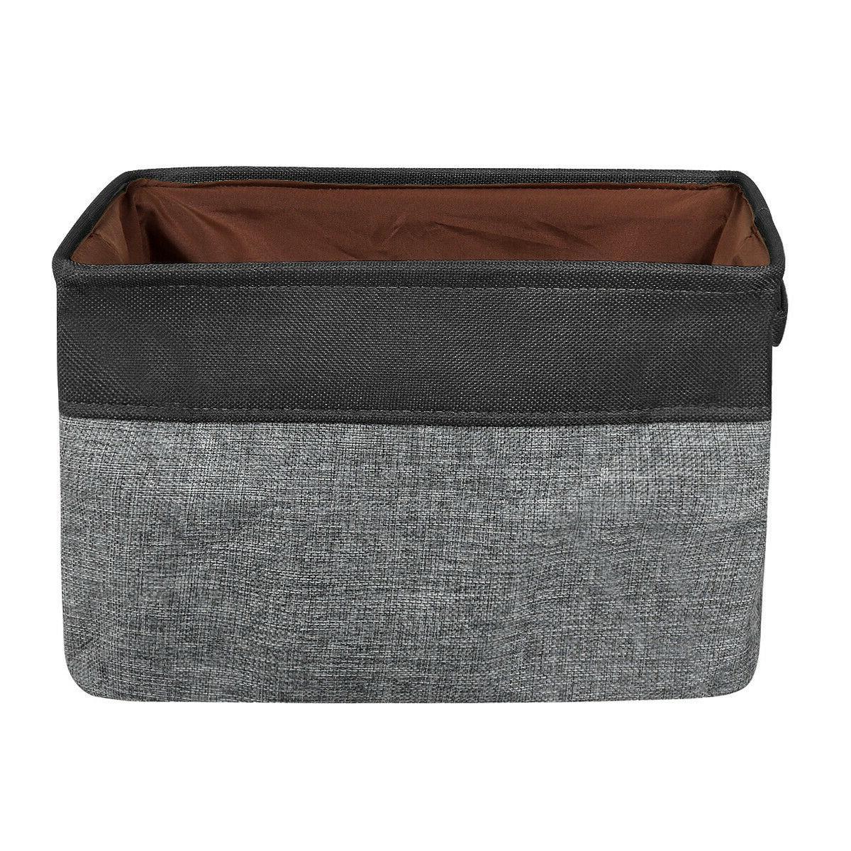 Foldable Washing Basket Toys Bag