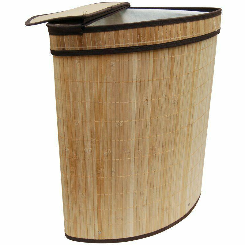 Wood Basket Organizer