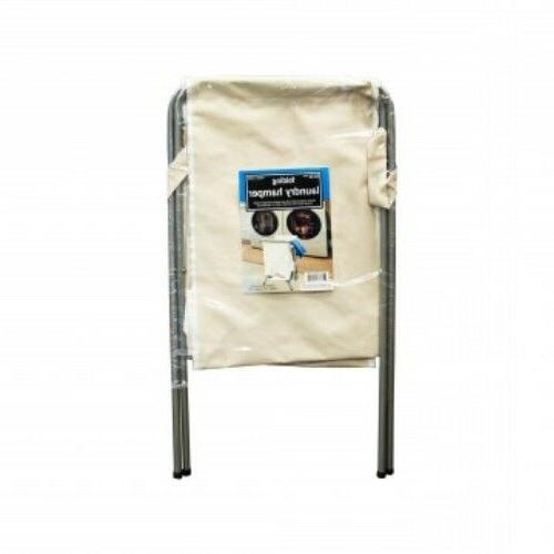 Folding Laundry Hamper-Pack of 1