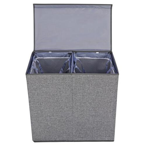 Foldable Laundry Clothes Lid and