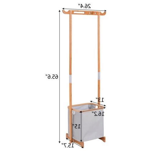 Home Hamper Hanger Rack Basket