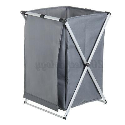 Laundry Sections Clothes Hamper Tool