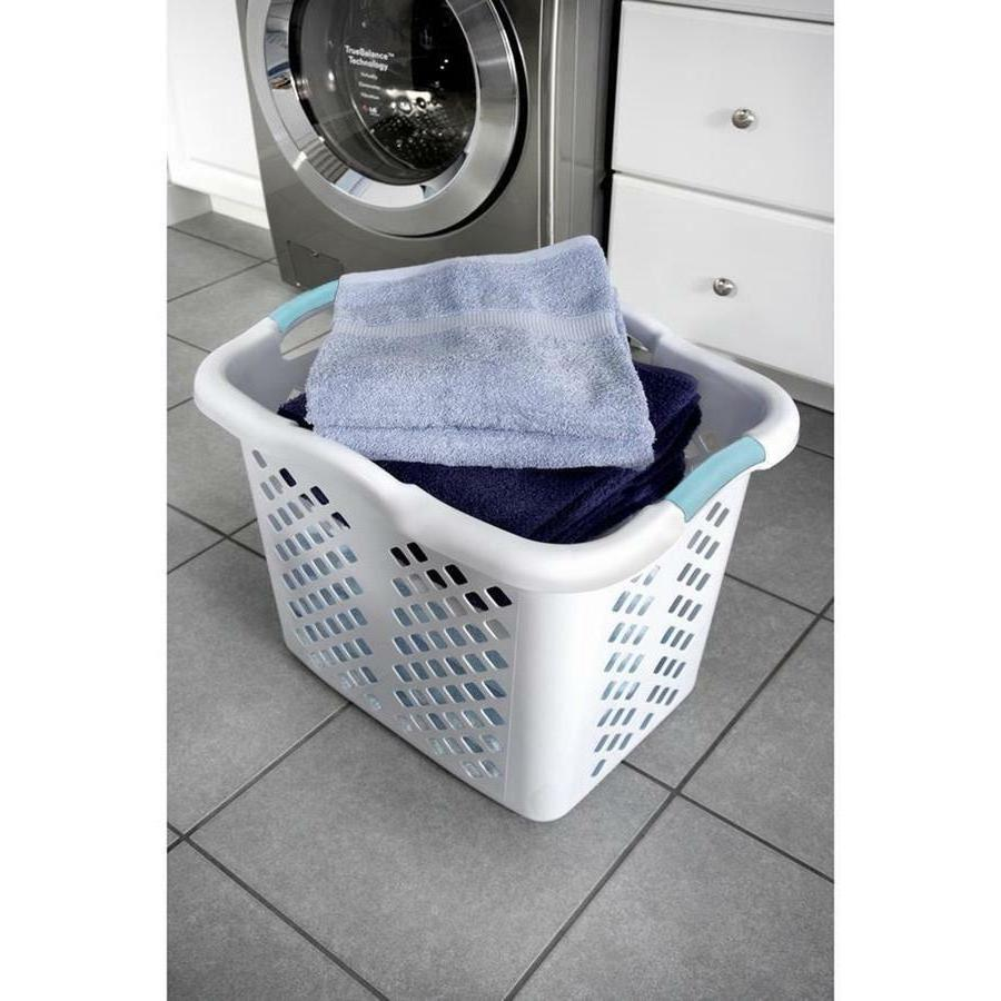 Laundry High-Quality Handles 2-Bushel