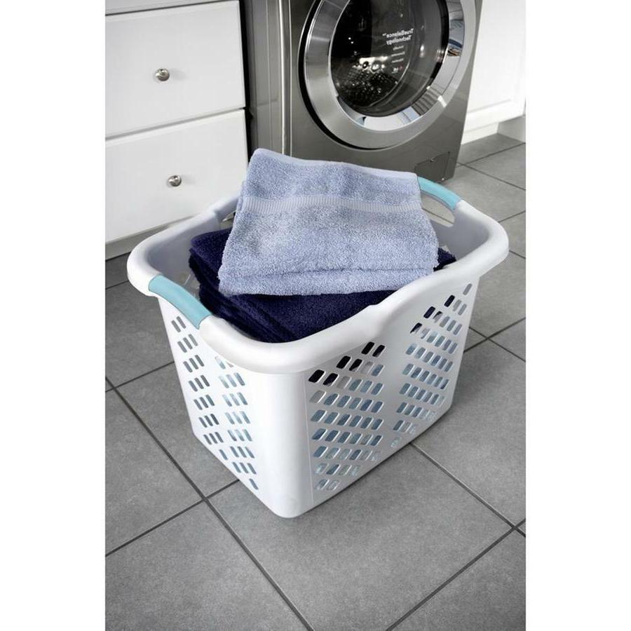 Laundry High-Quality Resin Handles 2-Bushel