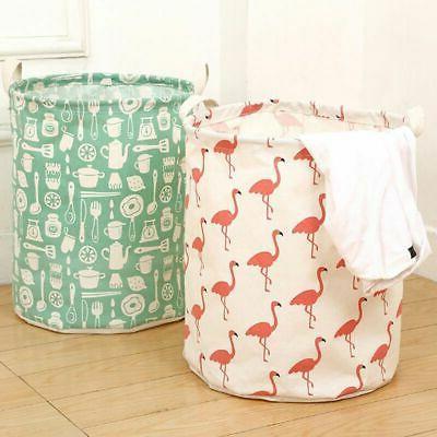 Foldable Hamper Basket Bag