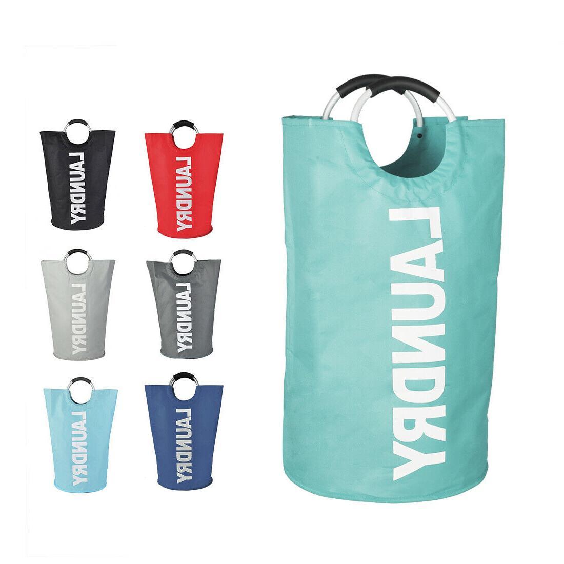 laundry basket portable waterproof clothes laundry washing