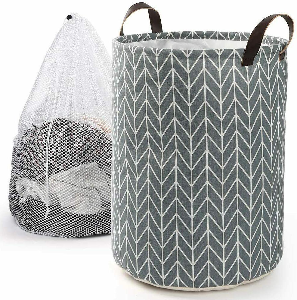 laundry hamper basket sorter wash clothes storage