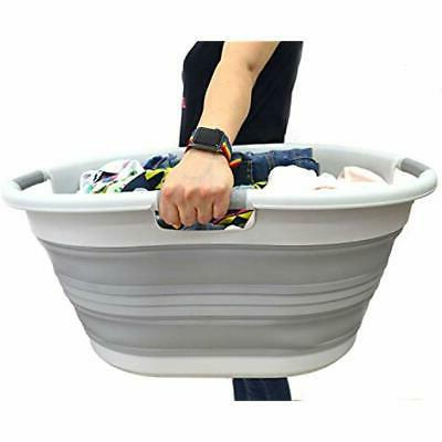 Set PopUp Laundry Of Collapsible Handled